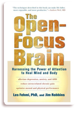 open focus book cover
